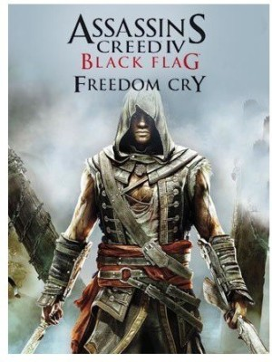 ASSASSINS CREED 4 (BLACK FLAG FREEDOM CRY)(ACTION , ADVENTURE , FIGHTING & SHOOTING GAME , DVD, for PC)