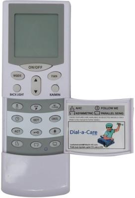 Upix 68 AC Remote Compatible for Hitachi AC Remote Controller(White)