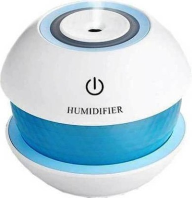 diamond humidifiere Magic Diamond Cool Mist Humidifiers Essential water Diffuser Aroma Air Humidifier With Led Night light Colorful Change For Car, Office, Home Portable Room Air Purifier (Multicolor) Portable Room Air Purifier(white)