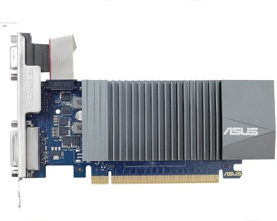 ASUS NVIDIA NVIDIA GeForce GT 710 2 GB GDDR5 Graphics Card