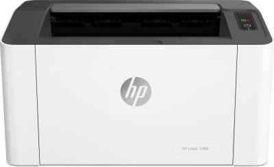 HP 108A Single Function Monochrome Printer White, Toner Cartridge HP Single Function Printers