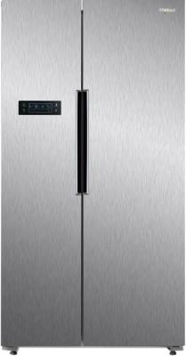 Whirlpool 570 L Frost Free Side by Side Inverter Technology Star (2020) Refrigerator(Silver, WS SBS 570 STEEL (SH))