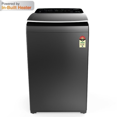 Whirlpool 7.5 kg 5 Star, Inverter Heater Fully Automatic Top Load with In-built Heater Grey(360 BW PRO INV H 7.5...