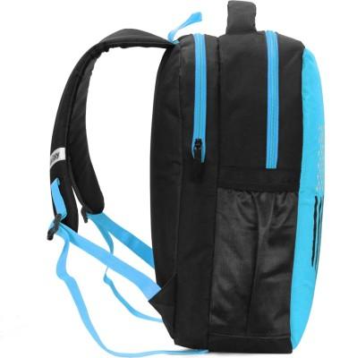 LeeRooy PREMIUM SCHOOL BAG   LAPTOP BACKPACK Waterproof Backpack Light Blue, 37 L LeeRooy Laptop Bags