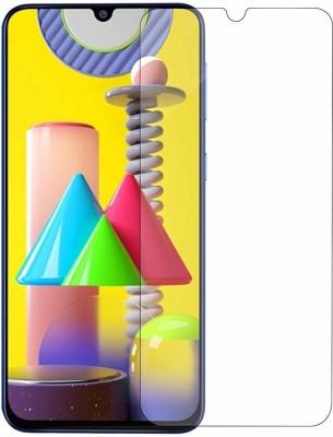 MAHAKAL ENTERPRISE Tempered Glass Guard for Samsung Galaxy M31(Pack of 1)