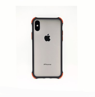 AOS Bumper Case for Apple iPhone X(Green, Red, Black, Shock Proof)