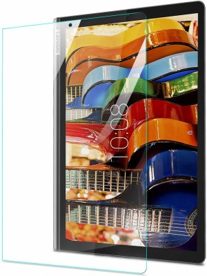 Ghilli Tempered Glass Guard for Lenovo M8 Tab(Pack of 1)