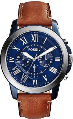 Fossil FS5151 Watch - For Men