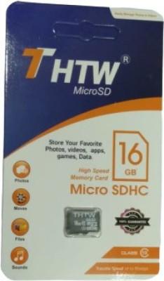 THTW Ultra 16  GB MicroSD Card Class 10 95 MB/s Memory Card