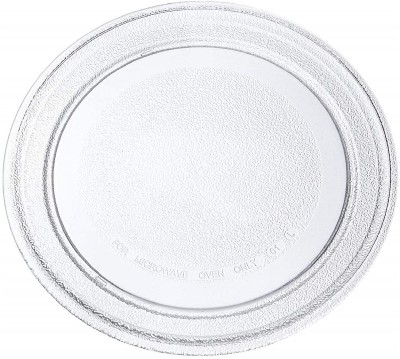 Myra 9.5 Inch Microwave Oven Replacement Turntable/Rotating/Baking Glass Tray/Glass Plate Fiber Glass Microwave Turntable Plate Fiber Glass Onida MO20CJS26S Plain...