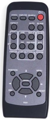 Hitachi HL02227 R004 REMOTE OF PROECTOR CP-X200, CP-X300 ,CP-X400 HITACHI Remote Controller(Black)