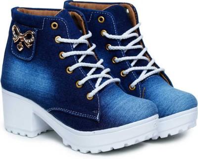 Krafter Boots For Women(Blue)