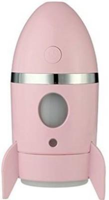 DHARA ENTERPRISE Rocket humidifiers Air Portable Car Air Purifier Multicolor
