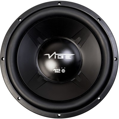 Vibe Pulse 1800W 12-V4 Component Powered Subwoofer Subwoofer(Passive , RMS Power: 900 W)