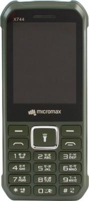 Micromax X744(Green)