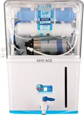 Kent Ace 8 L RO + UV + UF + TDS Water...