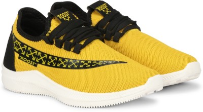 SCATCHITE Running Shoes For Men Yellow SCATCHITE Sports Shoes