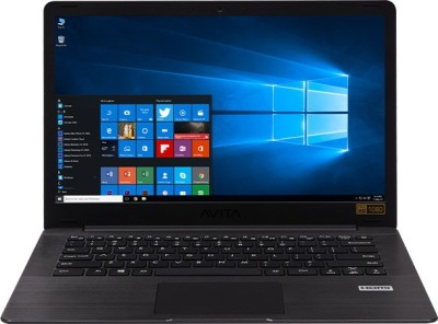 Avita Pura Core i3 8th Gen - (4 GB/256 GB SSD/Windows 10 Home in S Mode) NS14A6INT441-MEGYB Thin and Light...