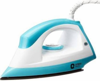 Orient Electric jjggh 20 W Dry Iron(skyblue)