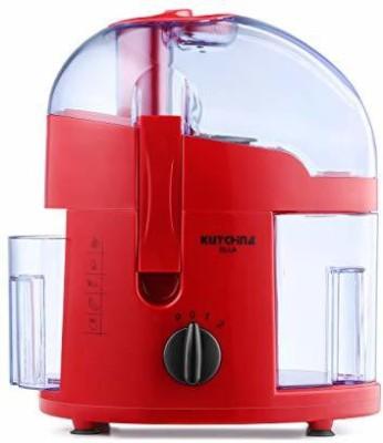 Kutchina Ella Juicer 450 Watt Juicer 450 Juicer(Red, 1 Jar)