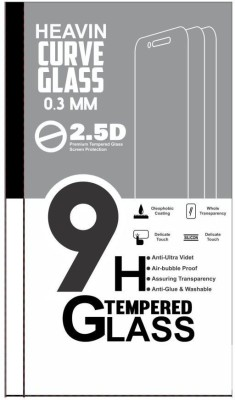 HEAVIN Tempered Glass Guard for Lava Xolo Q1000s(Pack of 1)