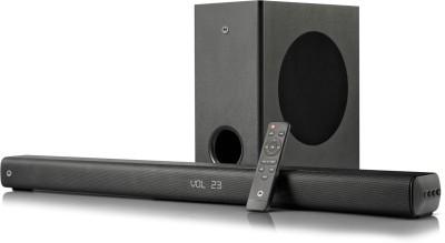 Motorola AmphisoundX Dolby Wireless with HDMI Arc 160 W Bluetooth Soundbar  (Black, 2.1 Channel)