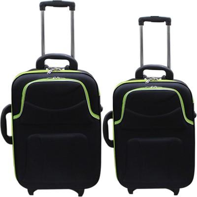 UNITED MESCOS STYLISH EASY SPORTS Check in Luggage   24 inch Black