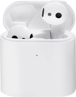 Mi True Wireless Earphones 2 Bluetooth Headset(White, True Wireless)