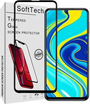 SoftTech Tempered Glass Guard for Poco M2 Pro, Mi Redmi Note 9 Pro, Mi Redmi Note 9 Pro Max(Pack of 1)
