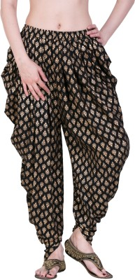 Priyafab Regular Fit Women Black Trousers