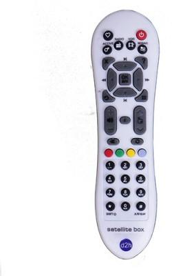 Divine's D2H SD Remote videocon Remote Controller White