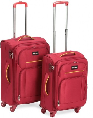 LeeRooy TROLLEY BAG 05 Expandable Cabin   Check in Luggage   23 inch LeeRooy Suitcases