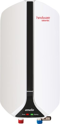 Hindware Atlantic 3 L Instant Water Geyser (Amelio, White)