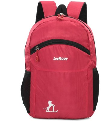 LeeRooy BAKPAYYYYYY 32 L Laptop Backpack Red LeeRooy Backpacks