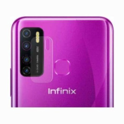 Brown Bee Camera Lens Protector for INFINIX HOT 9 PRO(Pack of 1)