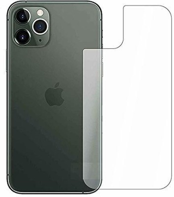 D & Y Back Tempered Glass for Apple iPhone 11 Pro Max(Pack of 1)