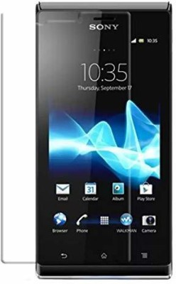 Tuta Tempered Screen Guard for Sony Xperia J(Pack of 1)