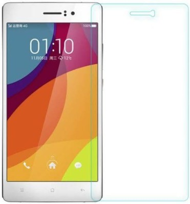 Shell Guard Tempered Glass Guard for OPPO Joy Plus(Pack of 2)