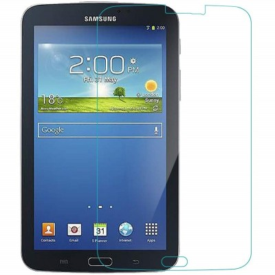 Casewilla Tempered Glass Guard for Samsung Galaxy Tab 3 7 inch(Pack of 1)