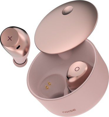 Noise Shots XO Truly Wireless Bluetooth Headset(Rose Gold, True Wireless)