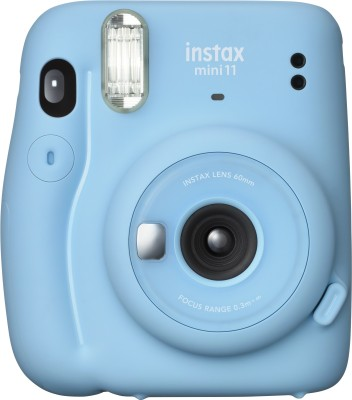Fujifilm Instax Mini 11 Instant Camera(Blue)