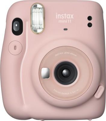 Fujifilm Instax Mini 11 Instant Camera(Pink)