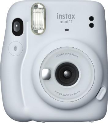 Fujifilm Instax Mini 11 Instant Camera(White)
