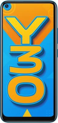 Vivo Y30 (Dazzle Blue, 128 GB)(4 GB RAM)