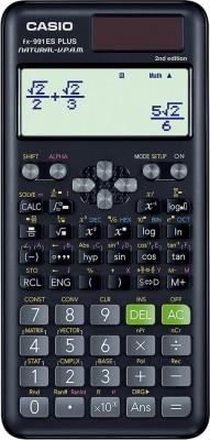 CASIO FX-991ES Plus-2nd Edition Scientific Scientific Calculator(12 Digit)