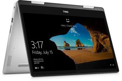 Dell Inspiron Core i3 10th Gen - (4 GB/1 TB HDD/256 GB SSD/Windows 10 Home) Inspiron 5491 2 in 1...