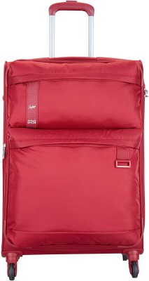 Skybags SKYSURFX 4W EXP STROLLY  E  71 RED Expandable Check in Luggage   27 inch Skybags Suitcases