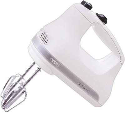 ORPAT OHM-217 200 W Hand Blender(WHITE, Silver, black)