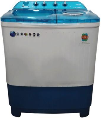 Lloyd 8 kg Semi Automatic Top Load Blue(LWMS80BDB)