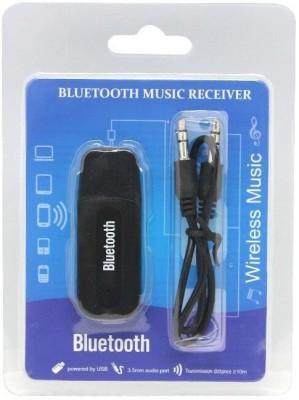 RPMSD v4.1 Car Bluetooth Device with Audio Receiver(Black)